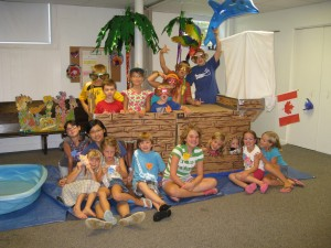 Day camp 2012 - 3